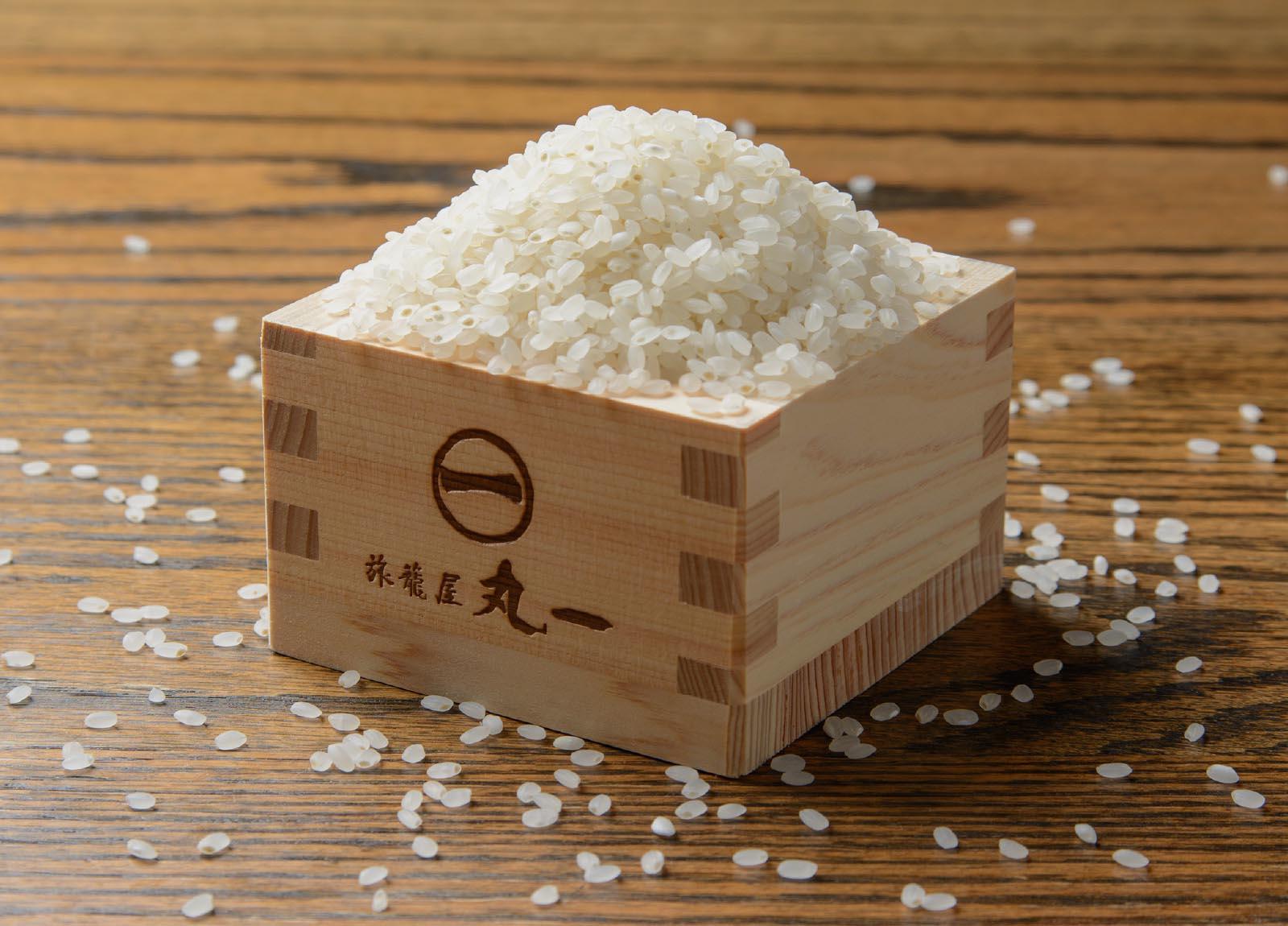 本多義光の米 写真
